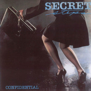 Secret Steps - Confidential (LP, Album) (NM or M-) - natural selection vinyl records