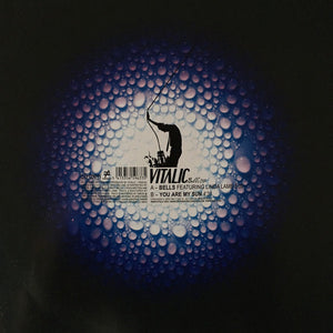 "Vitalic - Bells EP (12"", EP) (VG+) - natural selection vinyl records"
