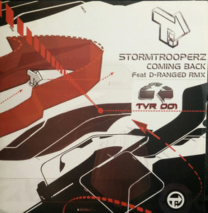 "Stormtrooperz - Coming Back (12"") (VG) - natural selection vinyl records"