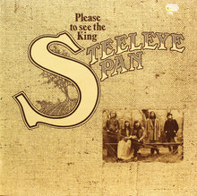 Load image into Gallery viewer, Steeleye Span - Please To See The King (LP, Album, RE) (VG+) - natural selection vinyl records