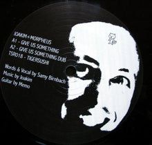 "Load image into Gallery viewer, DJ Morpheus + Joakim / Minimal Compact - Give Us Something!!! (12"") (NM or M-) - natural selection vinyl records"