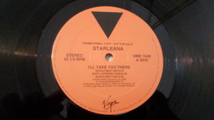 "Starleana Young - I'll Take You There (12"", Promo) (VG+) - natural selection vinyl records"