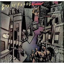Box Of Frogs - Strange Land (LP, Album) (NM or M-) - natural selection vinyl records