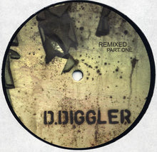 "Load image into Gallery viewer, D.Diggler - Remixed Part One (12"") (VG+) - natural selection vinyl records"