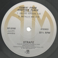 "Load image into Gallery viewer, Strafe - Comin' From Another Place (12"") (VG+) - natural selection vinyl records"
