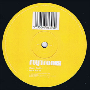 "Flytronix - Heavy Traffic (12"") (VG+) - natural selection vinyl records"