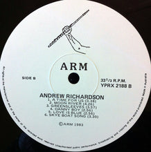 Load image into Gallery viewer, Andrew Richardson (10) - Andrew Richardson Music (LP, Album) (NM or M-) - natural selection vinyl records