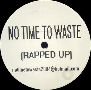 "Bootyshaker Presents Westway - No Time To Waste (12"", TP) (G) - natural selection vinyl records"
