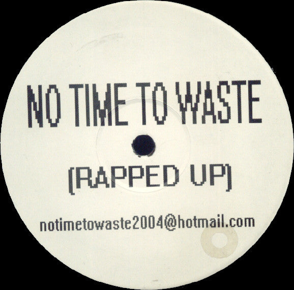 Bootyshaker Presents Westway - No Time To Waste (12