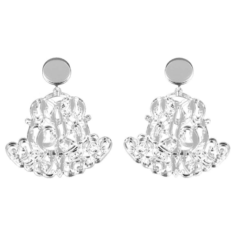 EARRINGS ROYAL MIRROR