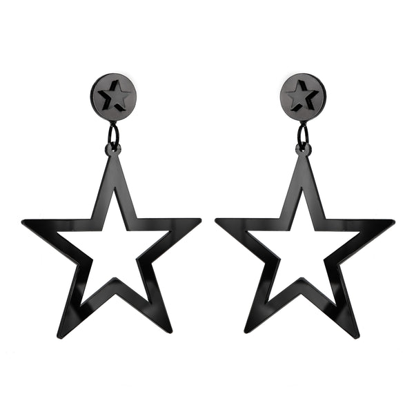 EARRINGS LAURA'S STARS