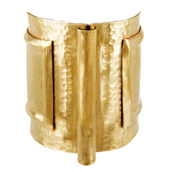 BRACELET DOMINO GOLD BRONZE