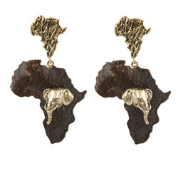 EARRINGS AFRICA E