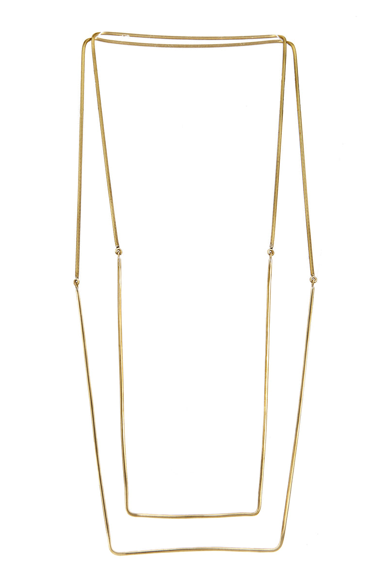 NECKLACE SWING GOLD