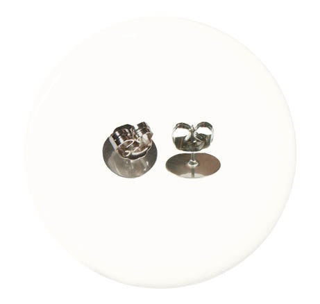 EARRINGS 2 DISCS PLEXI