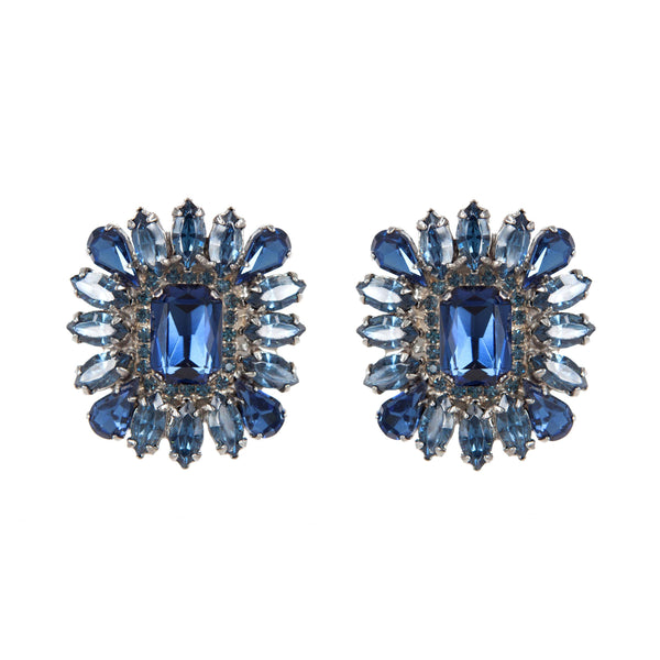 EARRINGS ROGER BLUE