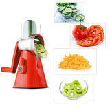 🔥 ON SALE 🔥 3 In 1 Food Slicer (1 Set)