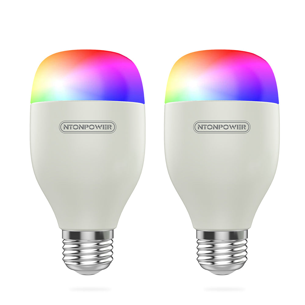 Smart Light Bulb 2-Pack