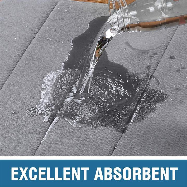 🔥 ON SALE 🔥 Bathroom Water Absorbent Non-slip Mat