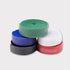 MC1 5pcs Nylon Cable Winder Ties Wrapped Cord Line Reusable Wire Organizer Management 1.5cmx1M Hook Loop Magic Tape