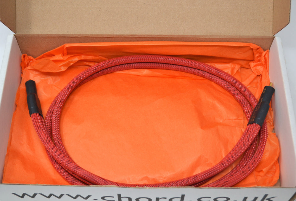 Chord Signature Digital Coaxial interconnect (1 metre)