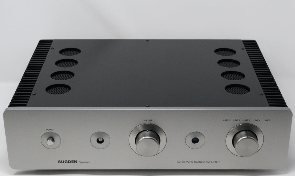 Sugden A21SE Signature Pure Class A integrated amplifier