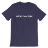 Your Call Sign CUSTOM T-Shirt - Painter Script