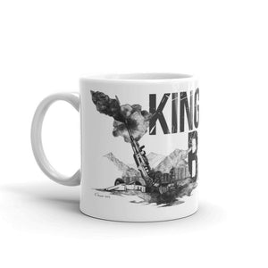 King of Battle Mug
