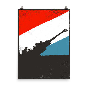 M777 Poster