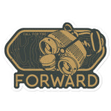 Forward Sticker