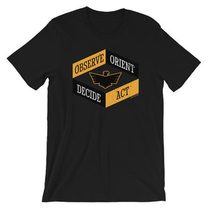 Observe Orient Decide Act T-Shirt