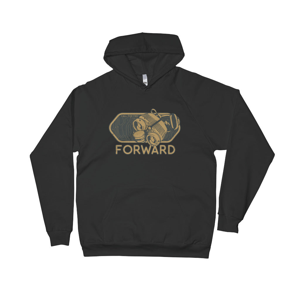 Forward Fleece Hoodie