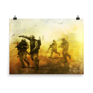 Infantry II Poster