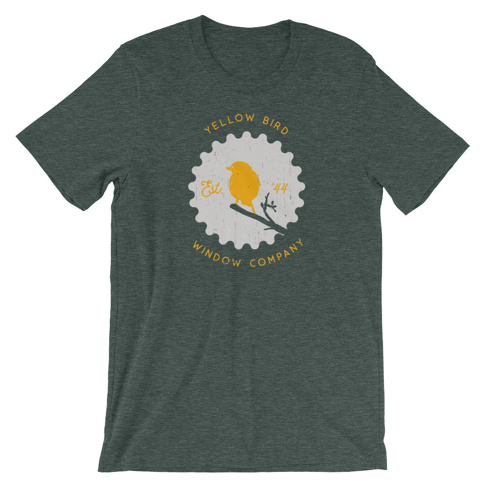 Yellow Bird Short-Sleeve Shirt