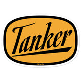 Tanker Sticker