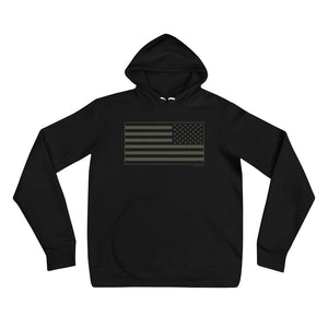 Assaulting Flag Hoodie