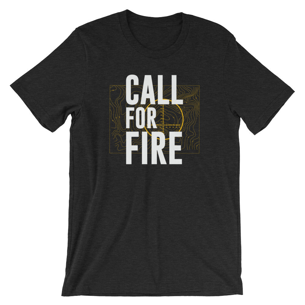 Call For Fire Short Sleeve Shirt