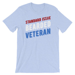Standard Issue Bearded Veteran Tee