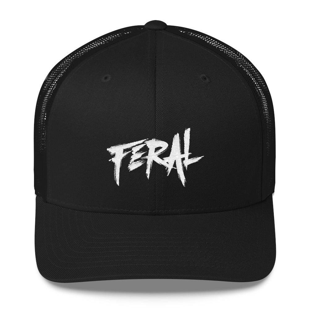 Feral Brush Trucker Cap