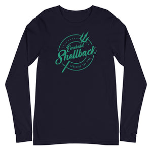Emerald Shellback Unisex Long Sleeve