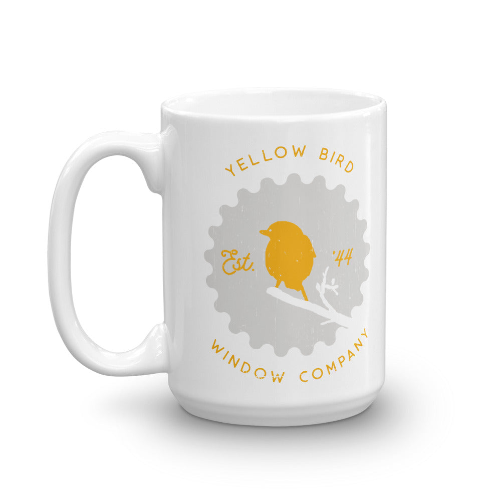 Yellow Bird Mug