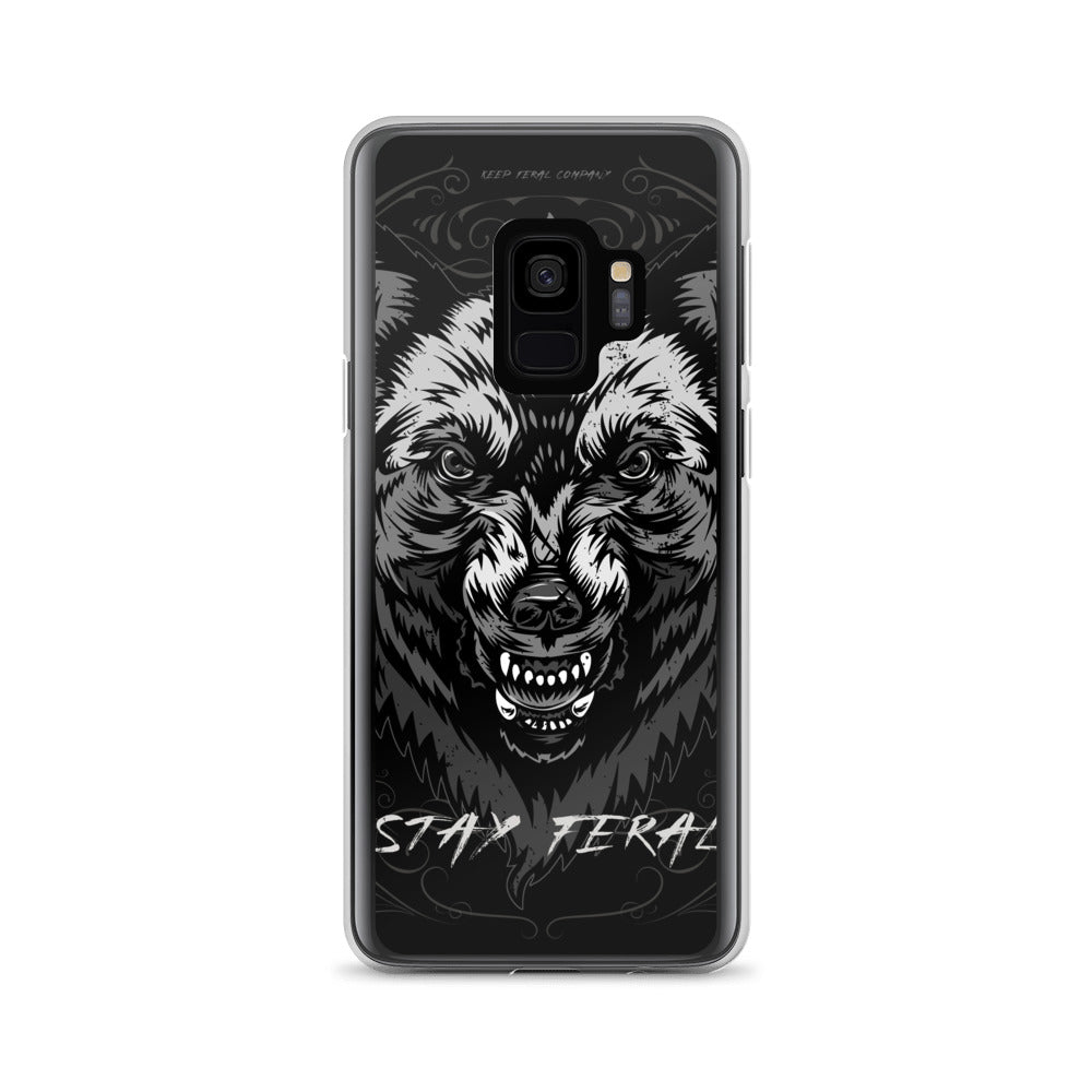 Stay Feral Samsung Case