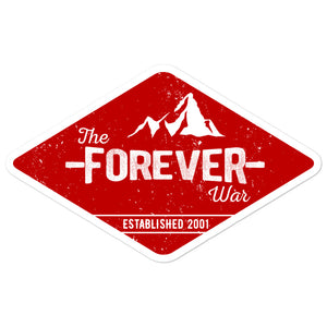 The Forever War Sticker