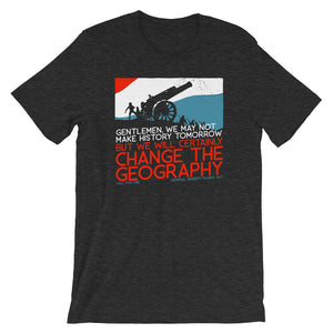 Change The Geography T-Shirt