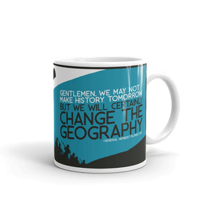 Change The Geography Mug