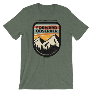 Forward Observer 13F T-Shirt