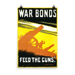 Feed The Guns! Poster