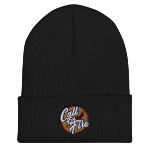 Call For Fire Script Beanie
