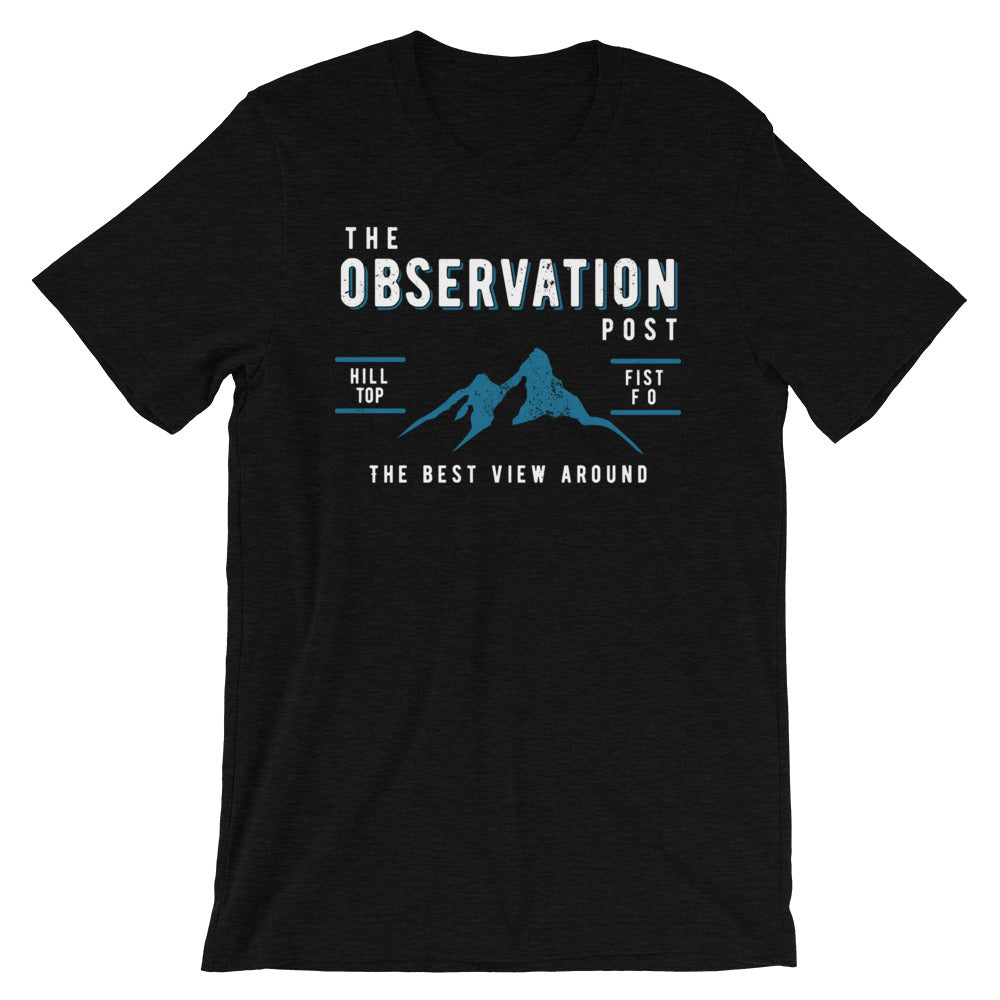 The Observation Post Tee
