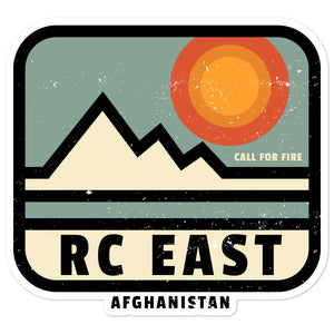 RC East Sticker